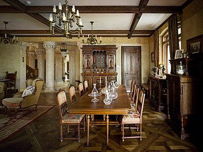 Noble living-room - p3900330 by Frank Herfort