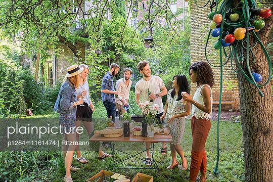 BBQ-Party - p1284m1161474 von Ritzmann