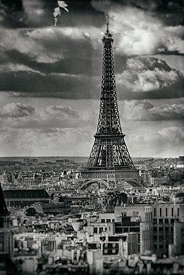 Eiffelturm - p1243m1516399 von Archer