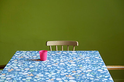 Table - p522m987564 by Pauline Ruhl Saur
