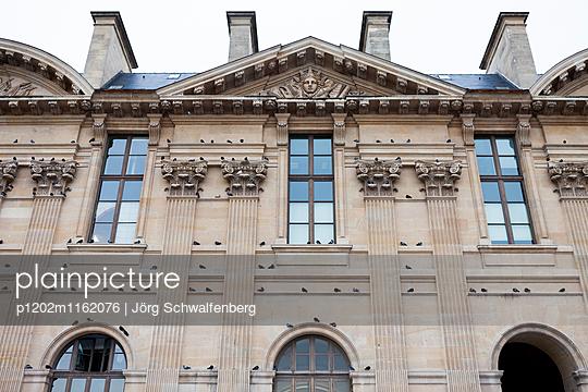 Paris - p1202m1162076 von Jörg Schwalfenberg