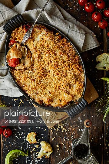 Fresh casserole - p1640m2261091 by Holly & John