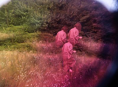 Psychedelic landscape - p1229m2101016 by noa-mar
