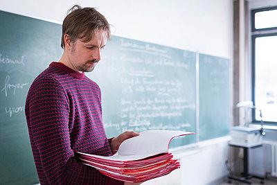 Lehrer - p1222m1031198 von Jérome Gerull