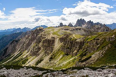 Ausblick von den drei Zinnen, Südtirol - p1273m1198505 von melanka