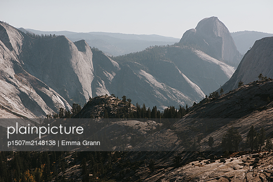 Half Dome - p1507m2148138 by Emma Grann