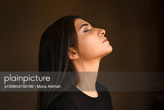 Dreaming - p1508m2156186 by Mona Alikhah