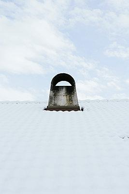 Kamin im Winter - p1357m1539121 von Amadeus Waldner