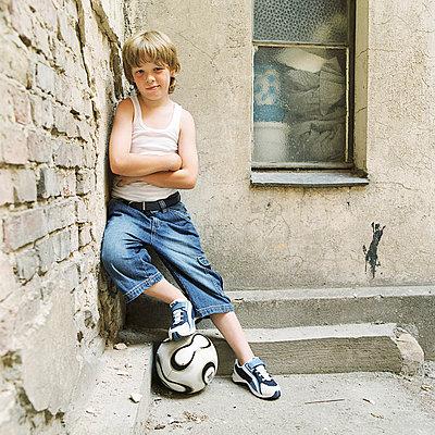 Straßenkind - p3530075 von Stüdyo Berlin