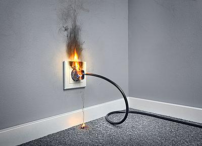 Feuer und Brandursachen - p1370m1445410 von Uwe Reicherter
