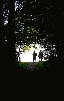 Narrow pass - p382m907204 by Anna Matzen