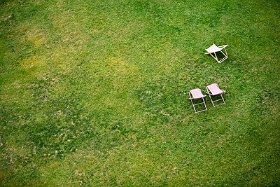 Deckchairs - p1272m2127894 by Steffen Scheyhing