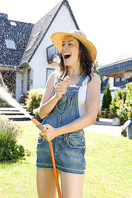 Water hose - p6420004 by brophoto
