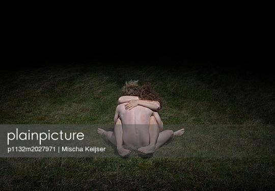 Nacktes Paar - p1132m2027971 von Mischa Keijser