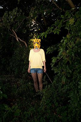 Gefährlicher Tiger - p1050885 von André Schuster