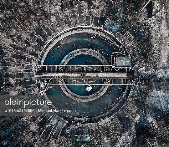 Ringlokschuppen Pankow-Heinersdorf - p1615m2184556 von Michael Handelmann
