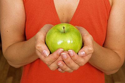 Gesunder Apfel - p2200592 von Kai Jabs