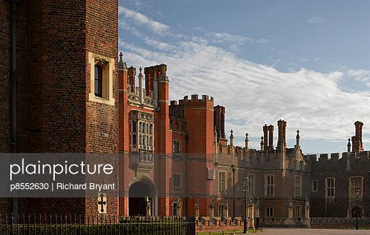 Hampton Court Palace, Hampton, London. - p8552630 by Richard Bryant