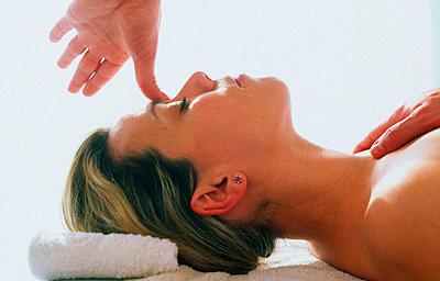 Massage - p8850285 by Oliver Brenneisen