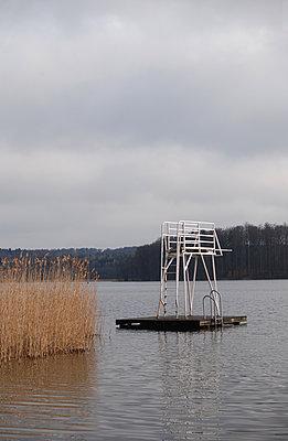 Springturm  - p1190m2038584 von Sarah Eick