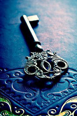 Ornate key  - p965m1510729 by VCreative