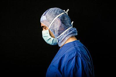 Chirurg - p999m791582 von Monika Kluza