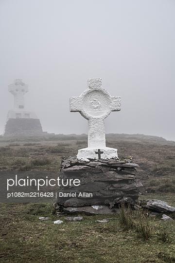 Ireland, Two Crosses  - p1082m2216428 by Daniel Allan