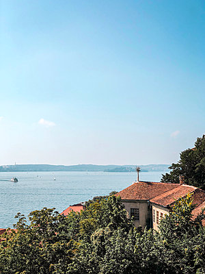 Meersburg on Lake Constance - p382m2233897 by Anna Matzen