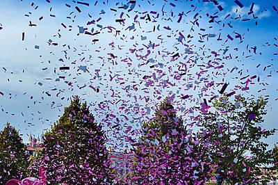 Confetti storm - p491m1083383 by Ernesto Timor
