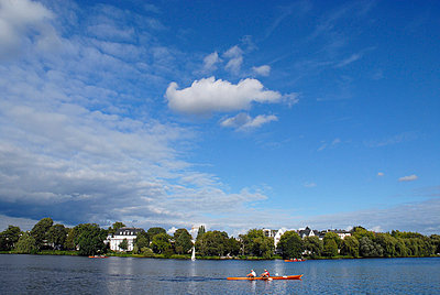 Alster - p6290033 by C. A. Vogel