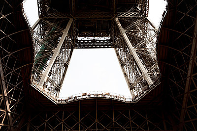 Eiffel Tower - p4450840 by Marie Docher