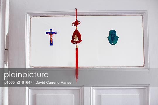 Three religious devotionals - p1085m2181647 by David Carreno Hansen