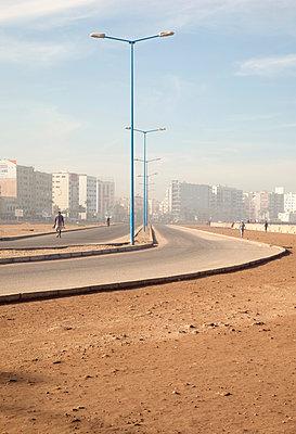 Morgens in Casablanca - p382m1171590 von Anna Matzen