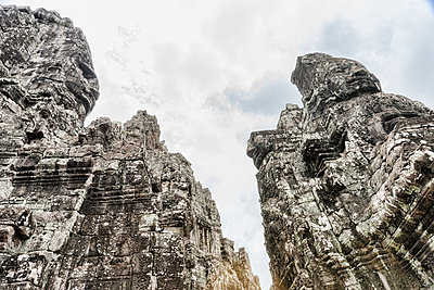 Ancient Angkor temple - p1445m1586176 by Eugenia Kyriakopoulou