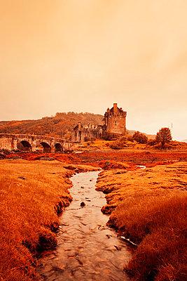 Eilean Donan Castle - p3300221 von Harald Braun