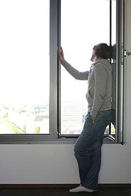 Über die Dächer schauen - p6040020 von Hinz und Kunz