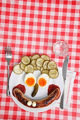 Lustiges Essen - p2370634 von Thordis Rüggeberg