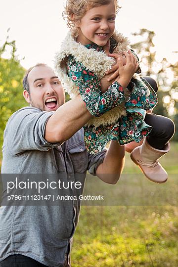 Familienausflug - p796m1123147 von Andrea Gottowik