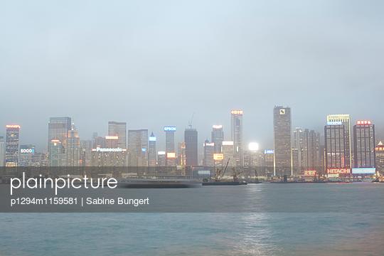 Hongkong - p1294m1159581 von Sabine Bungert