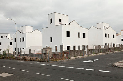 New buildings on Tenerife - p7270003 by Stephan Sasek