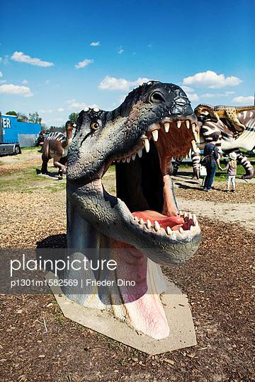 Dinopark - p1301m1582569 von Delia Baum