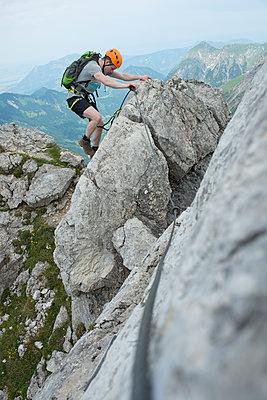 Nebelhorn, Bayern - p427m1074314 von R. Mohr