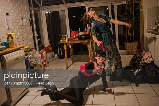 Dance - p1479m2015060 by Helio Léon