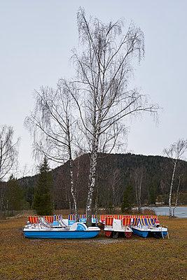 Winterpause - p850m1125296 von FRABO