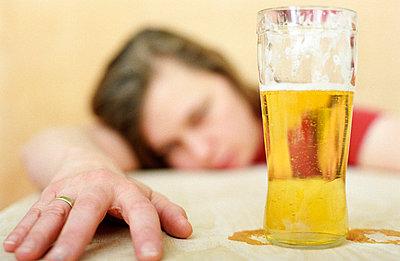 Dem Bier erlegen - p0041342 von Torff