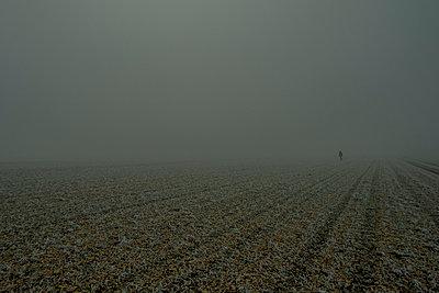 Winter in Borderousse - p600m2072993 by Laura Stevens