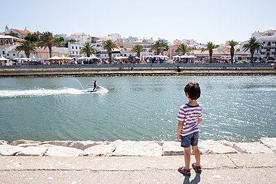 Lagos Portugal - p535m2089113 by Michelle Gibson