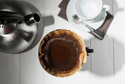 Filterkaffee - p1149m1144573 von Yvonne Röder