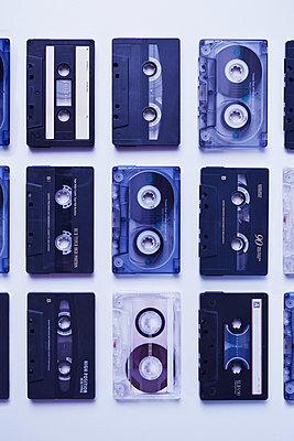 Kassetten - p1149m1591148 von Yvonne Röder