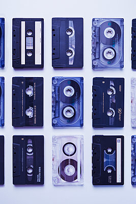 Cassettes - p1149m1591148 by Yvonne Röder